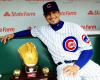 darwin barney chicago cubs gold glove
