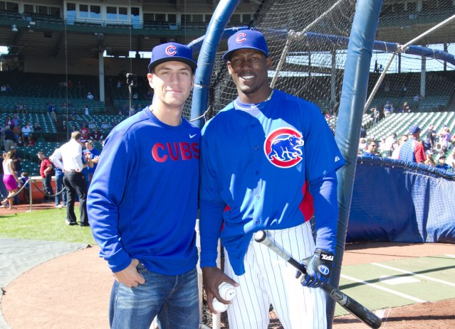 jorge soler albert almora chicago cubs