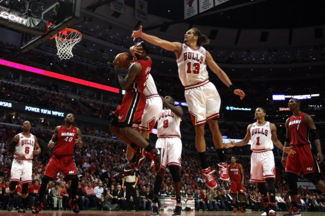 lebron james joakim noah