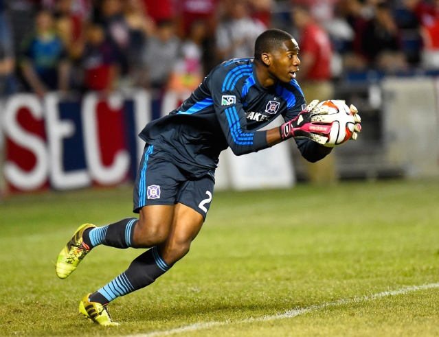 sean johnson chicago fire