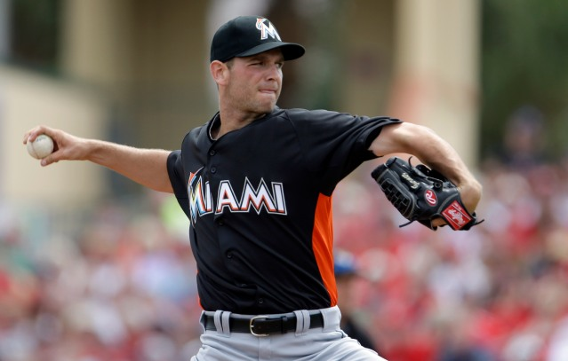 Jacob Turner Miami Marlins