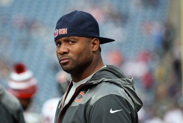 Lance briggs chicago bears