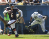Jay Cutler Chicago Bears Jerrell Freeman Indianapolis Colts