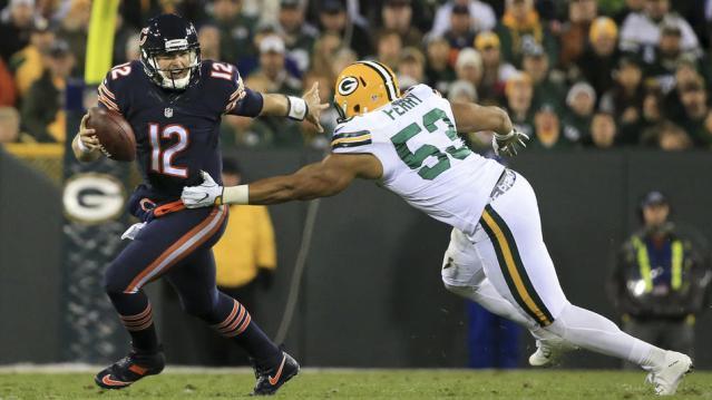 matt barkley chicago bears